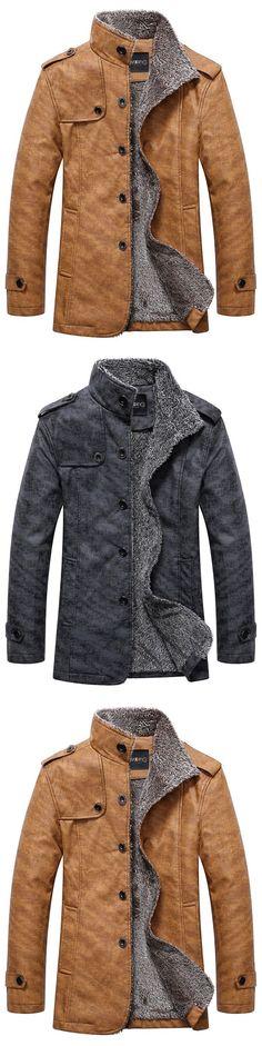 Men's fashion-Jackets & Coats