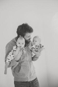 Papai e seus garotos...
