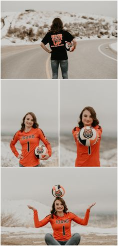 Boise Senior Photographer Makayla Madden Photography Senior Pictures Senior Pics Graduation Volleyball Sports Never Give Up Motivation Senior Photos Ideas Posing Outfit Inspiration Winter Senior Session