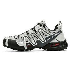Outdoor Hiking And Running Sneakers - nikiluwa.com Trail Shoes, Trail Running Shoes, Running Sneakers, Camouflage, Sport Fashion, Mens Fashion, Fashion Outfits, Memory Foam, Outdoor Men