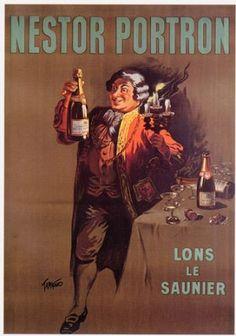 Champagne Nestor Portron