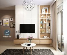 ideas modular wall storage tvs for 2019 Tv Unit Decor, Tv Wall Decor, Living Room Tv Unit Designs, Interior Design Living Room, Home Living Room, Living Room Decor, Tv Wanddekor, Tv Unit Furniture, Modular Walls