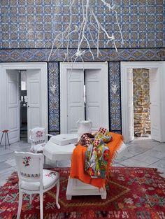 Palais Rock the Kasbah, Tunisia, by Philippe Xerri