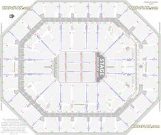Madison Square Garden Seating Chart Interactive Basketball 3d Panoramic Photo Concert Seating