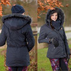 HKM Lauria Garrelli Ladies Paris Parka Coat