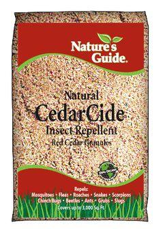 Cedar Or Cypress Mulch Cedar Chips Repel Kill Or Can
