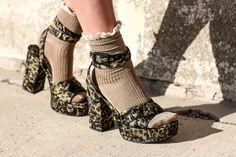 Shop Boom Platform, Bryant Heather Ankle Sock and more