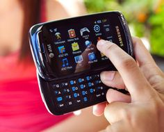 Top 4 Touch Screen Cell Phones
