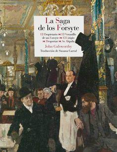 La saga de los Forsyte - John Galsworthy