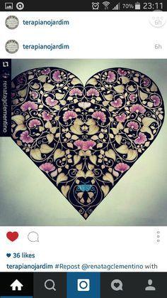 70 Best Johanna Basford Kleurboek Voorbeelden Images On Pinterest