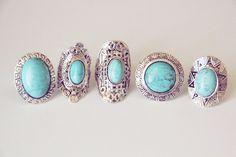 turquoise rings Cape Cod Collegiate