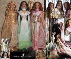 Monica K. Star Dolls: Dracula's Vampire Brides from the Movie Van Helsing:
