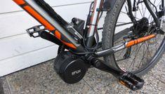 E-Bike Conversion - The Build