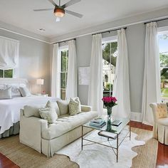 Good Morning! You could wake up in this stunning bedroom every morning...Visit the open house today from 11:00 am - 1:30 pm at 6040 Hurst Street. #tellthemscoutsentyou #nolarealestate #kellerwilliamsrealty @lynnmorgannola