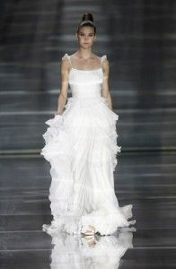 Traditional Spanish Wedding Gowns   The Wedding Specialists