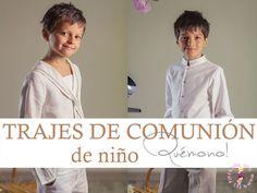 Trajes de Comunión de Niño de Quémono 2015