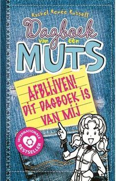 Dagboek van een muts 8½ - Afblijven! Dit dagboek is van mij