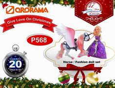 Christmas gift ideas 😀 Come and shop at Ororama Department Store 🎄😀 Horse Fashion, Christmas Gifts, Christmas Ornaments, Department Store, Fashion Dolls, Gift Ideas, Holiday Decor, Shop, Holiday Gifts