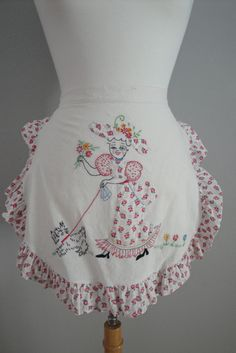 Vintage 1930s 30s 1940s 40s Aprons Lot of 3 by littlestarsvintage, $30.00