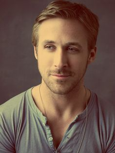 Ryan Gosling. Officially the hottest man in the world!!!!! No exceptions ;)