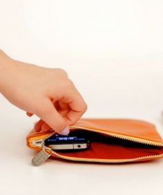 The handbag that charges your phone?! YES, please!!