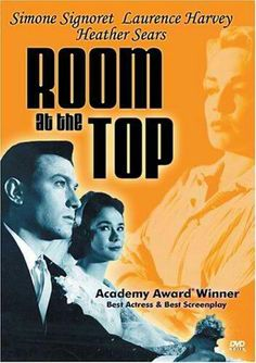 """BEST ADAPTED SCREENPLAY: Neil Paterson for """"Room At The Top""""."""