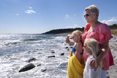Visit the beautiful beach Spornes at Hove outside Arendal in Southern Norway Photo: Peder Austrud©Visit Sørlandet