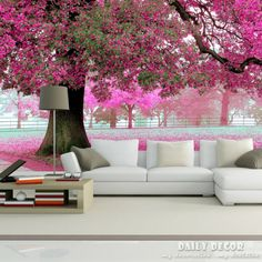 Purple-flower-tree-3D-wall-papers-Cherry-Blossom-Wallpaper-Murals-for-TV-backdrop-Wedding-Room-papel.jpg (600×600)