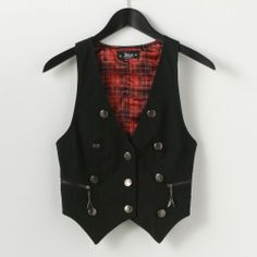 ABBEY DAWN by AVRIL LAVIGNE JACKET size S I want this, I would wear it whenever I need to look pretty smart