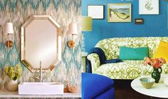 Trend Focus: Ethnic prints in Interiors | House and Home