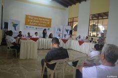 PROGRAMA. Autoridades realizaron mediante rueda de prensa la presentación de la agenda.