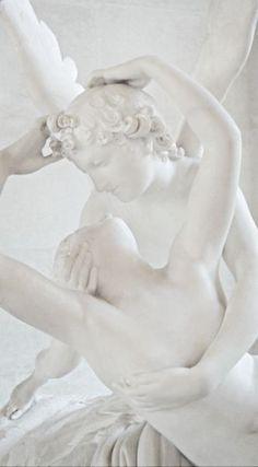 ` . . and L o v e . . will rule the stars!     Antonio Canova      ♡+♡