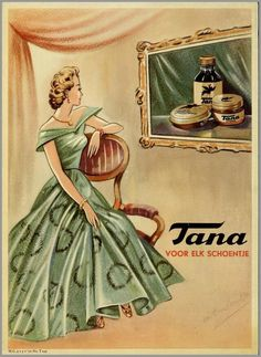 Tana schoensmeer 1950
