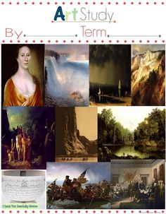 Free...Art Unit Study Packet 3 + {10 Notebooking Art Pages} is ready for you....Be sure to grab part 1 and 2