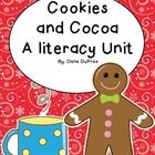 Directions:   Page 1 Copy one per student on cardstock  Page 2 Color and Decorate the Gingerbread person. Then cut out and glue in the jar on the c...