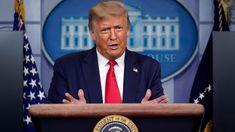 President Donald Trump foreslår å utsette presidentvalget – NRK Urix – Utenriksnyheter og -dokumentarer Bbc, Donald Trump, Presidents
