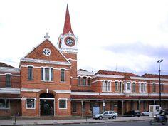 Estação Campinas, SP