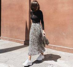 10 looks da Viih Rocha para testar no office essa semana Long Skirt Outfits, Modest Outfits, Classy Outfits, Modest Fashion, Skirt Fashion, Hijab Fashion, Trendy Outfits, Casual Dresses, Cute Outfits