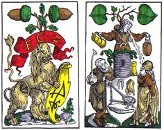 """Satirical 16th Century German Cards. Sometimes nick-named """"the Poop Deck"""" Retail and wholesale pricing available."""