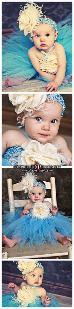LILA'S 6 MONTH PHOTOS- REDWOOD FALLS, MN