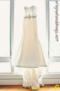 gorgeous gown by The Bride Room