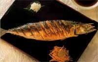 Salt-grilled Mackerel recipe recipes