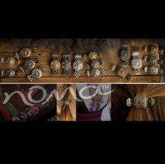 Hair Clips, Diamond Earrings, Model, Jewelry, Decor, Fashion, Hair Rods, Moda, Jewlery