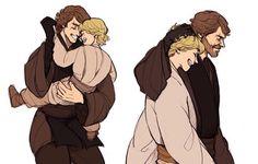 #StarWars #AnakinSkywalker #LukeSkywalker