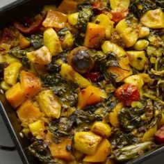 Iranian stew van Ottolenghi. Heerlijk met Griekse yoghurt