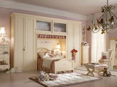 Carly- light pink A bedroom for a little princess...