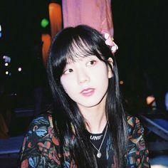 New Jisoo's profile pic on CH+