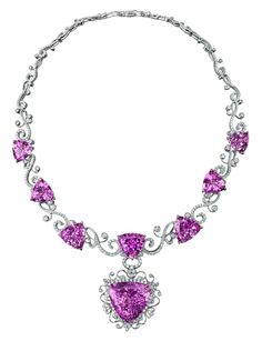 The Plea for Pink, or, Why I Want to See More Kunzite Jewelry