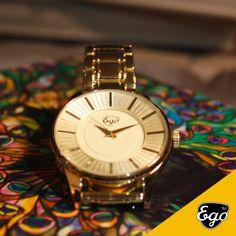 Começa a semana a sentir boas energias #egowatches #gofightyourself #vibe #gold #goodvibes #time #glamour #style