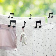 Vite ! Découvrez l'offre Pinces à linge Musiclips pas cher sur Cdiscount. Livraison rapide et Economies garanties en panier a linge !